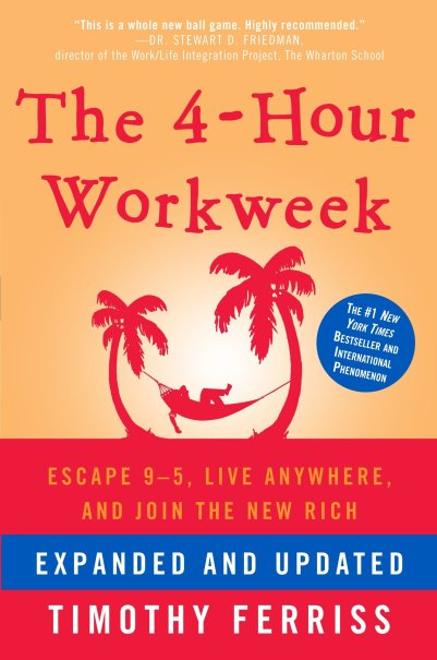 4 hour workweek book